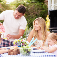 Get Your Yard Ready for Spring & Summer Backyard BBQs